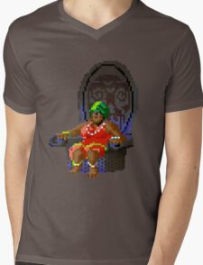 The Voodoo Lady! (Monkey Island 2) Mens V-Neck T-Shirt