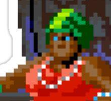 The Voodoo Lady! (Monkey Island 2) Sticker