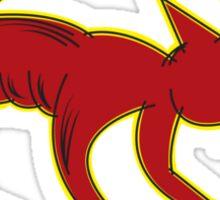 Hellbound Hellhound Sticker