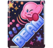 Kirby Beam iPad Case/Skin