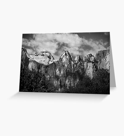 Zion Greeting Card