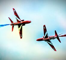 Synchro Split by Peter Farrington