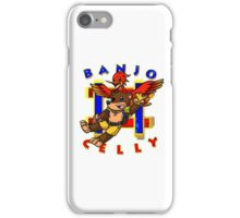 Banjo Celly T-Shirt iPhone Case/Skin