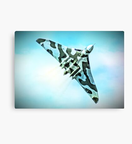 Roar Into The Skies Canvas Print