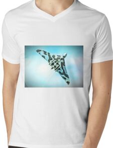 Roar Into The Skies Mens V-Neck T-Shirt