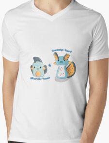 Pokénom Mens V-Neck T-Shirt
