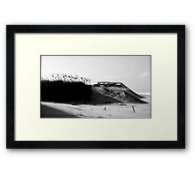 Memories of The Dunes-Nags Head, North Carolina Framed Print