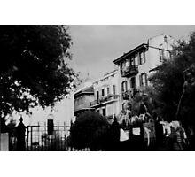 St. Louis on Royal Street Photographic Print