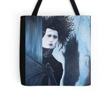 Edward Scissorhands - Johnny Depp Tote Bag