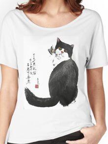 a touch of zen no.4 Women's Relaxed Fit T-Shirt