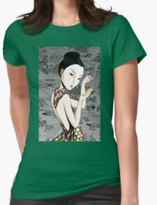 Precious. Womens Fitted T-Shirt
