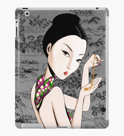 Precious. iPad Case/Skin