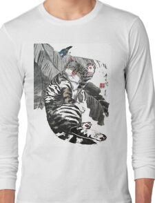 a touch of zen no.5 Long Sleeve T-Shirt