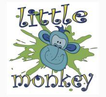 little monkey One Piece - Short Sleeve