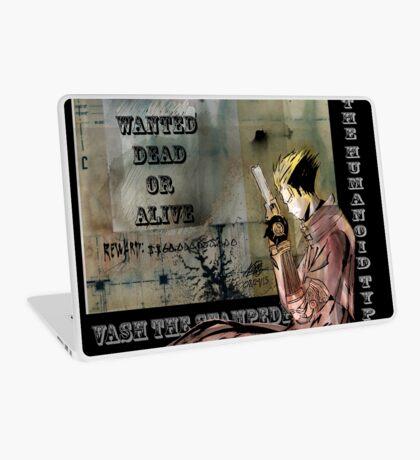 Vash The Stampede Laptop Skin