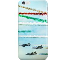 Colours Of Italy iPhone Case/Skin