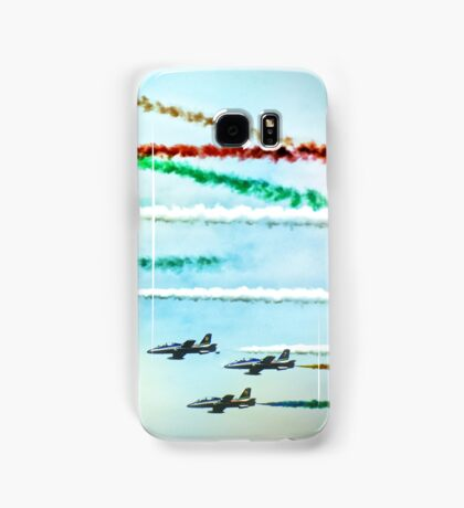 Colours Of Italy Samsung Galaxy Case/Skin