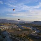 Cappadocia Bliss by Melanie Simmonds