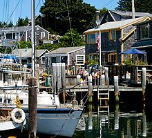 Life In Menemsha by phil decocco