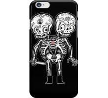 Calavera Twins iPhone Case/Skin