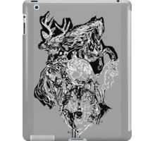 Urban animals iPad Case/Skin