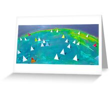 We Can Get Together Greeting Card