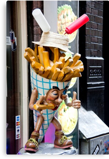Dutch Treat by phil decocco