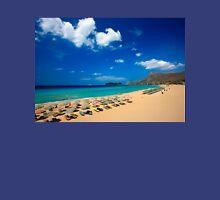 Falassarna beach - Crete island Unisex T-Shirt