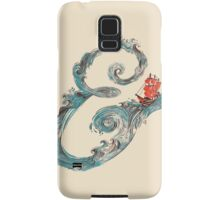 Water Ampersand Samsung Galaxy Case/Skin