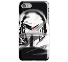 Cylon Rebellion iPhone Case/Skin