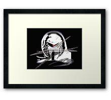 Cylon Rebellion Framed Print