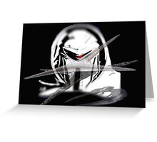 Cylon Rebellion Greeting Card