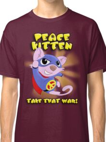 Peace Kitten Classic T-Shirt