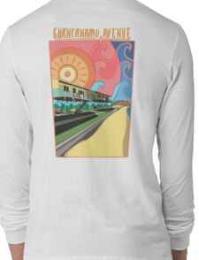 Guantanamo Avenue Long Sleeve T-Shirt