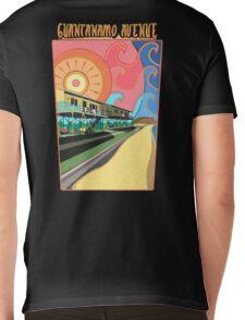 Guantanamo Avenue Mens V-Neck T-Shirt