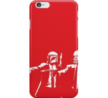 Pulp Wars II iPhone Case/Skin