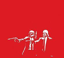 Pulp Wars II by patclass
