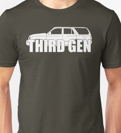 Third Gen  Unisex T-Shirt