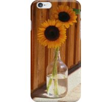 Sun Flowers ~ Digital Oil Painting  iPhone Case/Skin