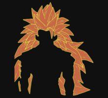 Super saiyan 3 Goku by Basviv