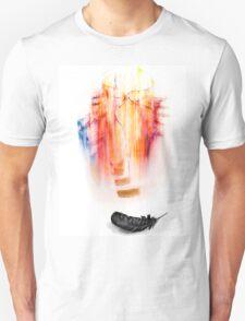 Falling Away; Unisex T-Shirt