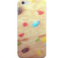 Training wall iPhone Case/Skin