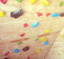 Training wall by sammijoey