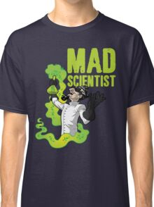 Mad Scientist T Shirt Classic T-Shirt