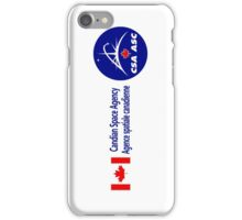 Canadian Space Agency iPhone Case/Skin
