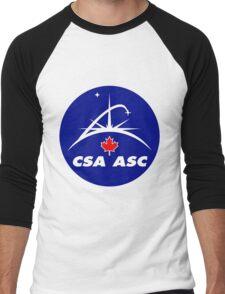 Canadian Space Agency Men's Baseball ¾ T-Shirt