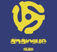 Analogue 01 - Yellow by Paul Welding
