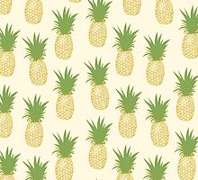 Pineapple Gold by wallpaperfiles