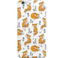 Dreamy Fox iPhone Case/Skin
