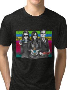 AGENTS & THEIR TOYS Tri-blend T-Shirt